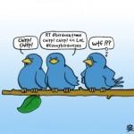 Twitter - skratky, výrazy a slang