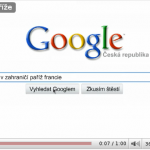 Google reklama - Láska z Paríža