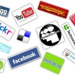 Najpoužívanejšie sociálne médiá