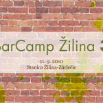 Barcamp v Žiline už po tretí krát