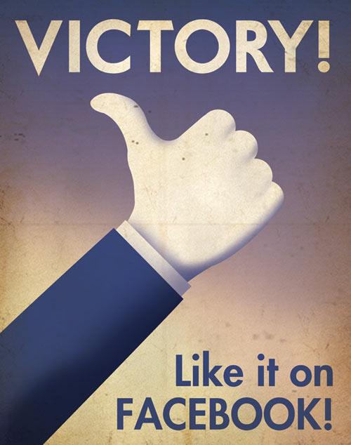 facebook propaganda poster 2