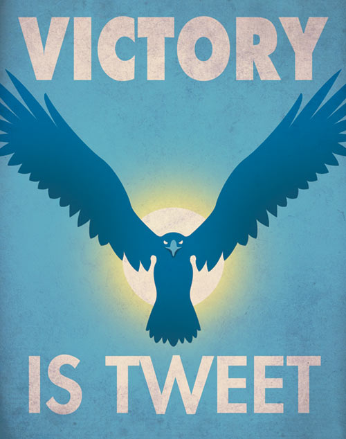 twitter propaganda poster 3