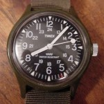 Hodinky Timex Military Field - MacGyver